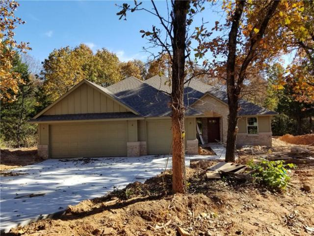 15508 Whispering Oaks, Newalla, OK 74857 (MLS #830590) :: Homestead & Co