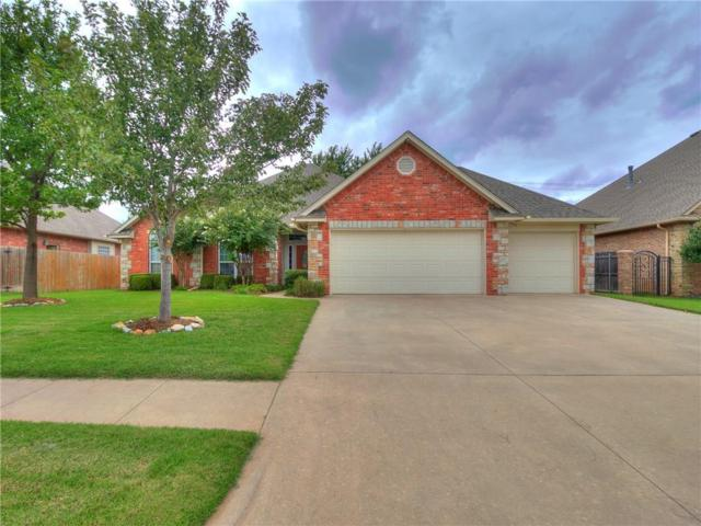 2101 Stony Brook Lane, Yukon, OK 73099 (MLS #832148) :: Wyatt Poindexter Group