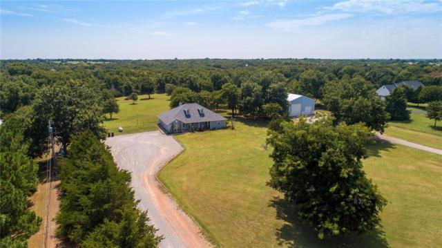 10500 E Hefner Road, Jones, OK 73049 (MLS #832243) :: KING Real Estate Group