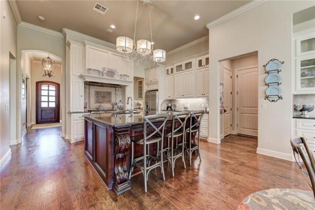 16812 Little Leaf Lane, Edmond, OK 73012 (MLS #834034) :: Homestead & Co