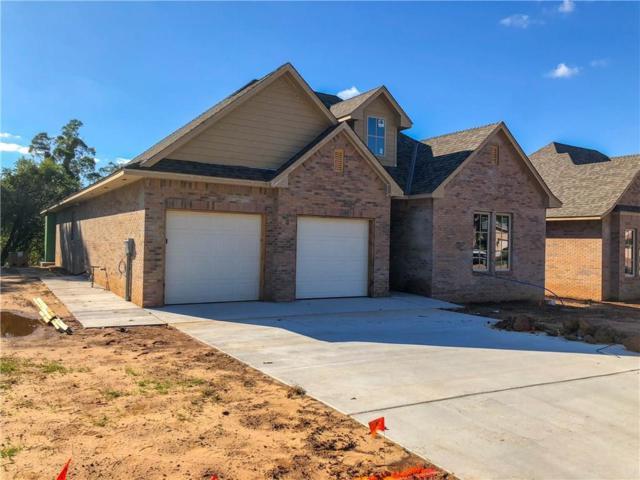 5505 Inverary Drive, Edmond, OK 73025 (MLS #835028) :: KING Real Estate Group