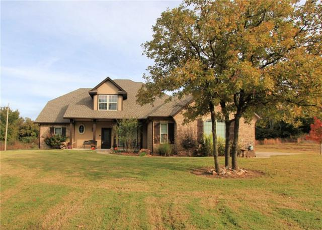 12501 SE 29th Street, Choctaw, OK 73020 (MLS #835052) :: KING Real Estate Group