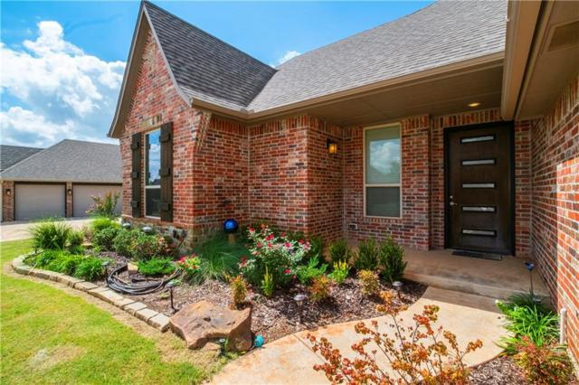 19805 Morley Lane, Edmond, OK 73012 (MLS #836217) :: Wyatt Poindexter Group