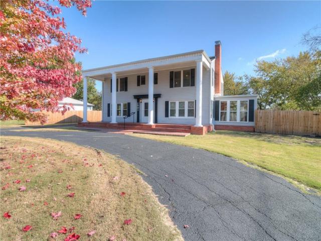 1901 N Bell, Shawnee, OK 74804 (MLS #841337) :: KING Real Estate Group