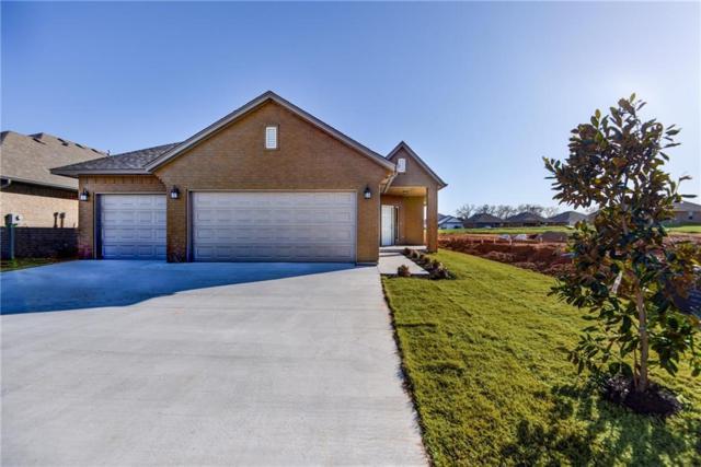 2340 Alta Vista Lane, Edmond, OK 73034 (MLS #841805) :: Homestead & Co