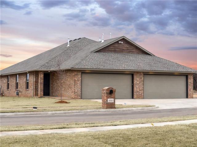 4501 Limestone Drive, Oklahoma City, OK 73179 (MLS #843914) :: KING Real Estate Group