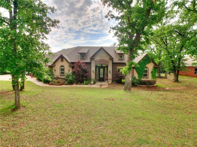 9109 Via Del Vis, Oklahoma City, OK 73131 (MLS #844881) :: Homestead & Co
