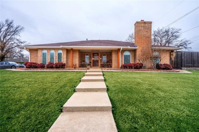 7805 Brookside Drive, Oklahoma City, OK 73132 (MLS #847093) :: Barry Hurley Real Estate