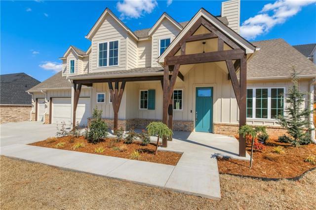 1400 Mason Lane, Edmond, OK 73034 (MLS #850027) :: Erhardt Group at Keller Williams Mulinix OKC