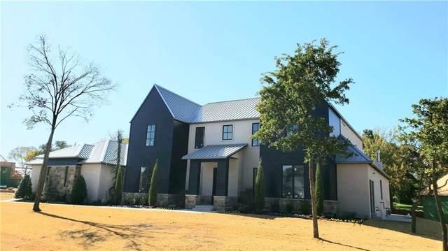 6425 Gold Cypress Drive, Edmond, OK 73025 (MLS #850637) :: Homestead & Co