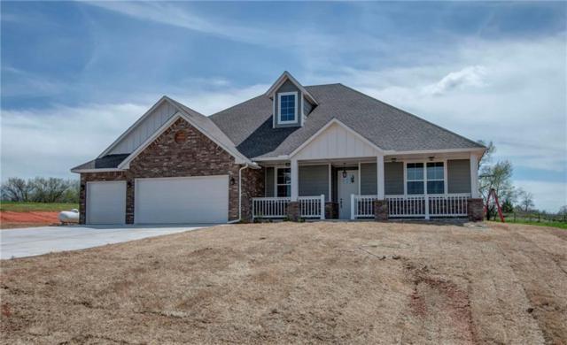 762 Windmill, Blanchard, OK 73010 (MLS #853378) :: KING Real Estate Group