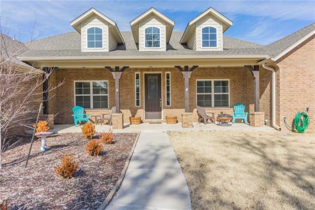 12941 Willow Bay Drive, Oklahoma City, OK 73165 (MLS #853381) :: Erhardt Group at Keller Williams Mulinix OKC