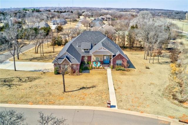 9301 Via Del Vista Drive, Oklahoma City, OK 73131 (MLS #854434) :: Homestead & Co