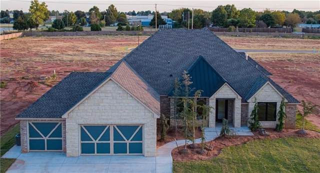 4858 Constitution Lane, Tuttle, OK 73089 (MLS #854437) :: Homestead & Co
