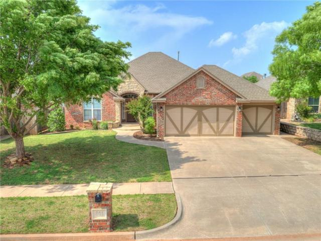 801 NW 193rd Street, Edmond, OK 73012 (MLS #855067) :: Homestead & Co