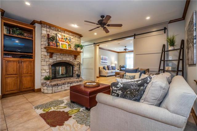 3416 Winding Creek Circle, Edmond, OK 73034 (MLS #856241) :: KING Real Estate Group