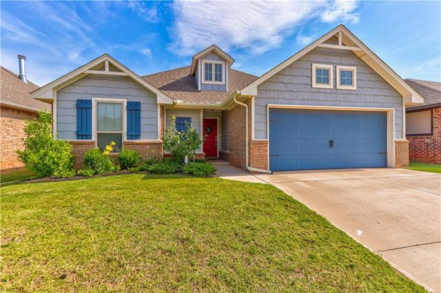 7213 NW 146th Street, Oklahoma City, OK 73142 (MLS #857762) :: Homestead & Co