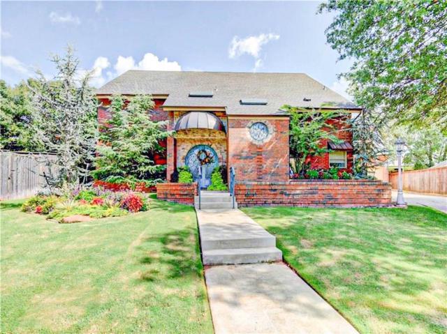3332 Stonybrook Court, Oklahoma City, OK 73120 (MLS #863264) :: Homestead & Co