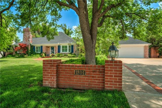 1804 Elmhurst Avenue, Nichols Hills, OK 73120 (MLS #864216) :: Homestead & Co