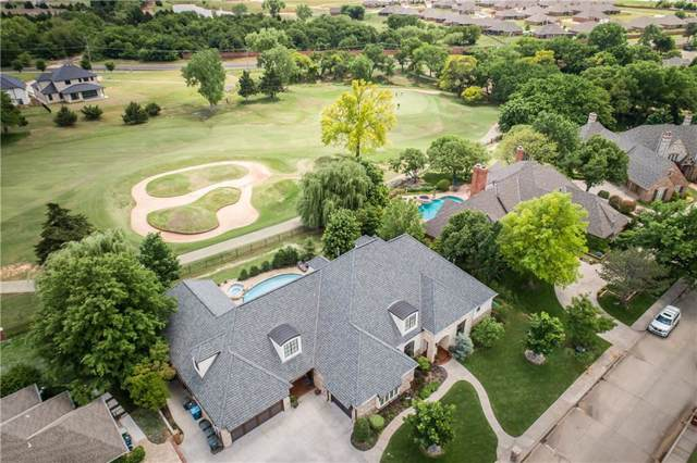 420 Country Club Terrace, Edmond, OK 73025 (MLS #866505) :: Homestead & Co