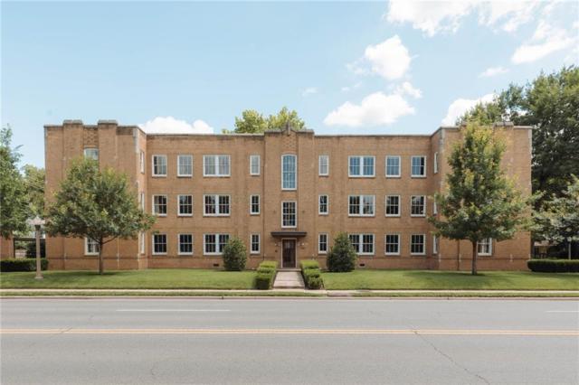 720 W Boyd Street #204, Norman, OK 73069 (MLS #868691) :: Homestead & Co
