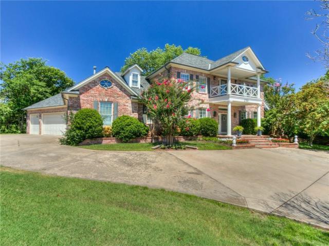 2701 Spyglass Hill Road, Edmond, OK 73034 (MLS #876066) :: Homestead & Co