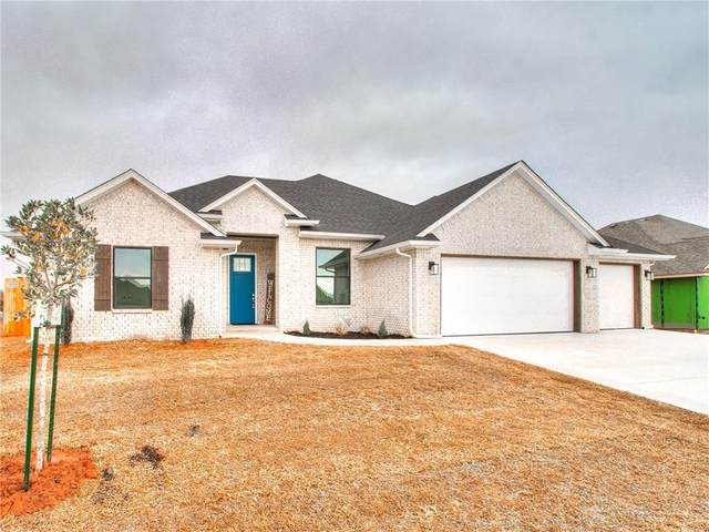 1215 NW 17th Place, Newcastle, OK 73065 (MLS #876196) :: Homestead & Co