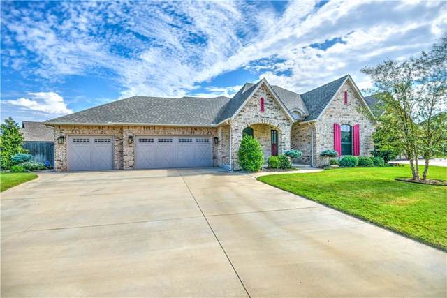 4608 NW 153rd Terrace, Edmond, OK 73013 (MLS #878265) :: Homestead & Co