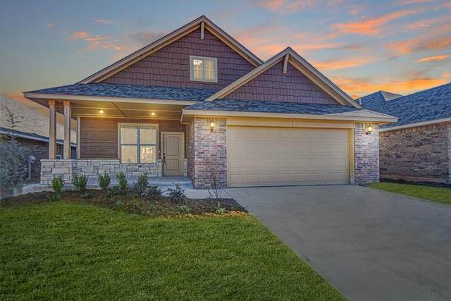 9040 NW 142nd Street, Yukon, OK 73099 (MLS #878956) :: Keri Gray Homes