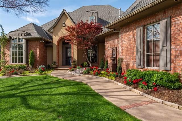 825 Crystal Creek Place, Edmond, OK 73034 (MLS #881121) :: Homestead & Co