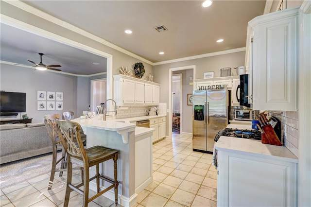 17121 Bedford Drive, Edmond, OK 73012 (MLS #881232) :: Homestead & Co