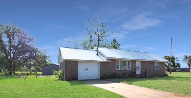 822 S Sheb Wooley Avenue, Erick, OK 73645 (MLS #882388) :: The UB Home Team at Whittington Realty