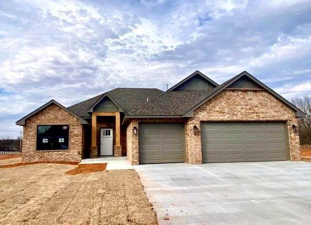 1533 NW 17th Place, Newcastle, OK 73065 (MLS #882459) :: Homestead & Co