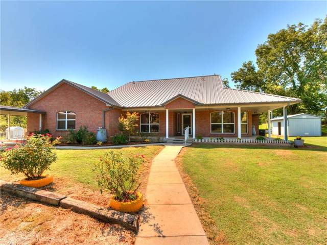 34584 150th Street, Wayne, OK 73095 (MLS #883151) :: Homestead & Co