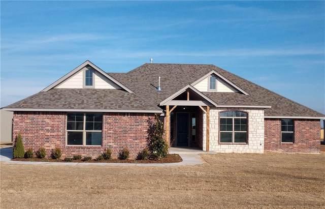 10308 Maverick Circle, Oklahoma City, OK 73169 (MLS #890147) :: Homestead & Co