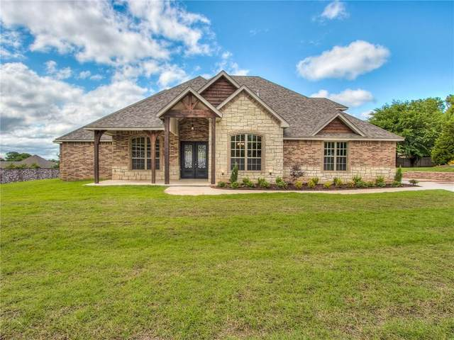 908 Wb Meyer Parkway, Edmond, OK 73025 (MLS #890460) :: Homestead & Co