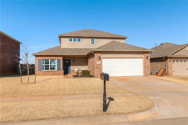 11805 NW 136th Terrace, Piedmont, OK 73078 (MLS #891466) :: Homestead & Co