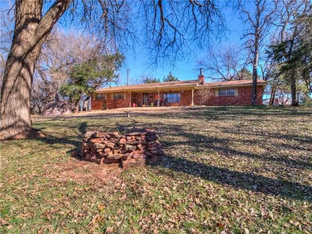 4500 S Division Street, Guthrie, OK 73044 (MLS #891628) :: Homestead & Co