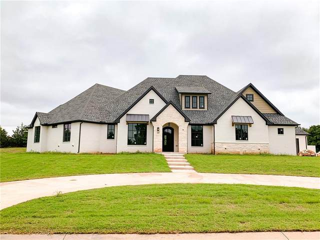 4700 Mccartney Lane, Edmond, OK 73034 (MLS #895478) :: Keri Gray Homes