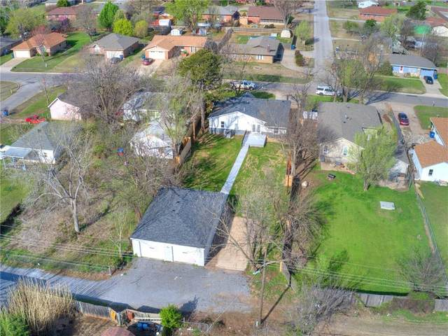 825 S Boynton Avenue, El Reno, OK 73036 (MLS #896263) :: Homestead & Co