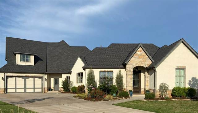 17861 Prairie Sky Way, Edmond, OK 73012 (MLS #897782) :: Erhardt Group at Keller Williams Mulinix OKC