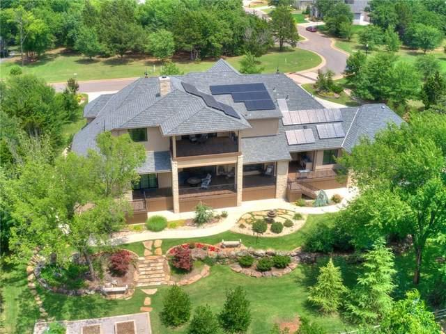 12101 Stonemill Manor Court, Oklahoma City, OK 73131 (MLS #898253) :: Keri Gray Homes