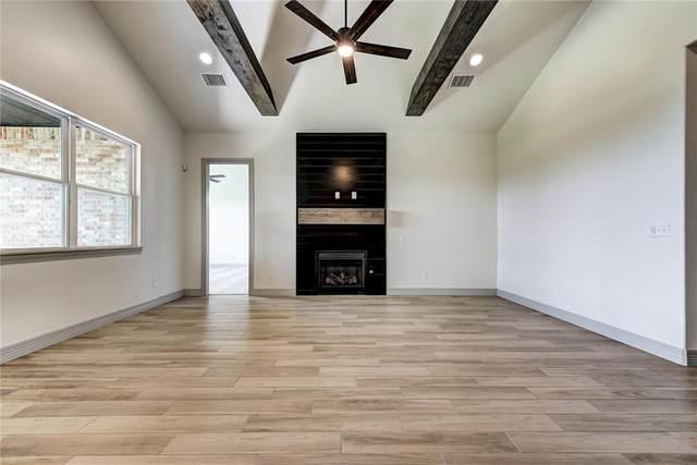 3516 Paso Robles Terrace, Edmond, OK 73034 (MLS #900329) :: Erhardt Group at Keller Williams Mulinix OKC