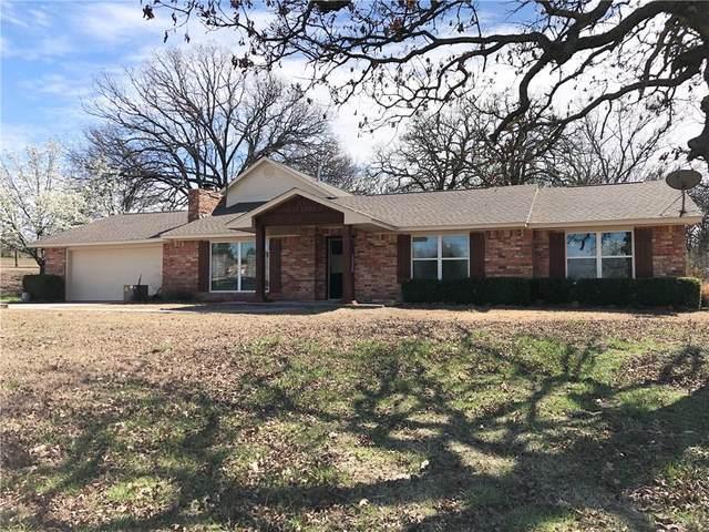 31 Whispering Meadows Road, Shawnee, OK 74804 (MLS #900465) :: Homestead & Co