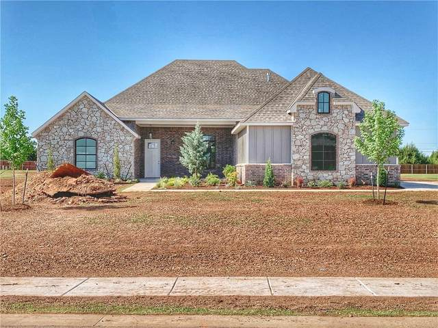 2320 NW 220th Terrace, Edmond, OK 73025 (MLS #901961) :: Homestead & Co