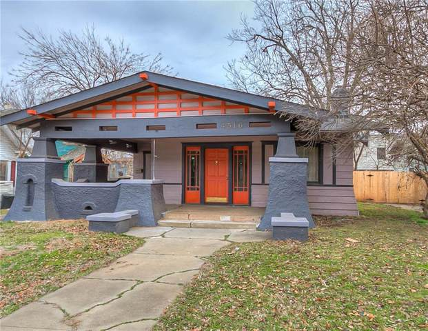 4316 Butler Place, Oklahoma City, OK 73118 (MLS #902357) :: Homestead & Co