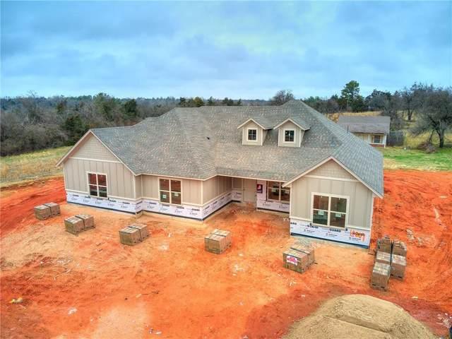 10809 SE 67th Street, Oklahoma City, OK 73150 (MLS #904485) :: Maven Real Estate