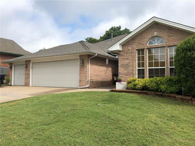 1103 Parkview Circle, Purcell, OK 73080 (MLS #904601) :: Homestead & Co