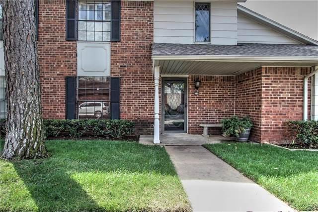 9009 N May Avenue #143, Oklahoma City, OK 73120 (MLS #904929) :: Homestead & Co