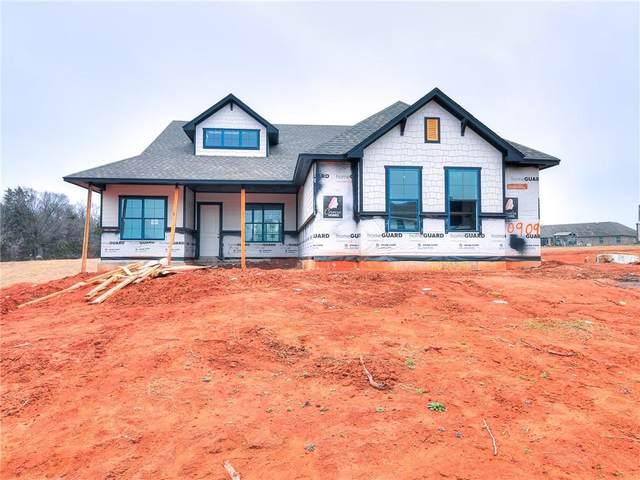 10909 SE 67th Street, Oklahoma City, OK 73150 (MLS #904941) :: Maven Real Estate